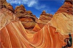 The Wave है दुनिया की सबसे खूबसूरत जगह, देखिए तस्वीरें