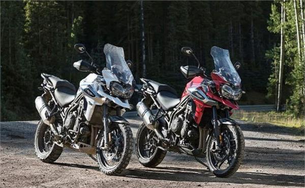 भारत में शुरु हुई Triumph की नई टाइगर 1200 बाइक की बुकिंग