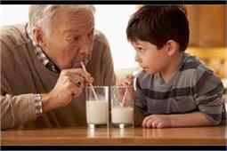 उम्र के हिसाब से पीए दूध, तभी मिलेगा फायदा