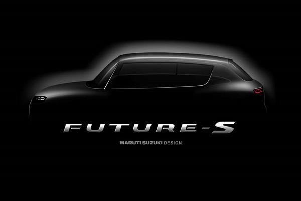 मारुति ने टीज की नई डिजाइन वाली कॉम्पैक्ट SUV की तस्वीर