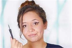 सूखे Eyeliner का इस तरीके से करें इस्तेमाल, मिलेगा परफेक्ट लुक