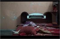 फोन नहीं उठाने पर बेटी के ससुराल पहुंचा पिता, बिस्तर पर मिली लाश
