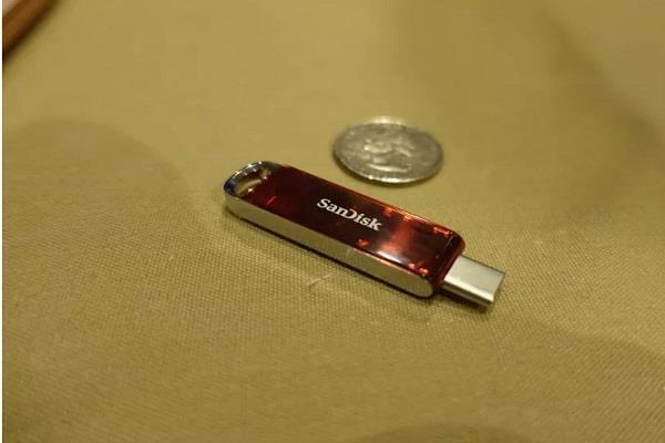 CES 2018: SanDisk ने पेश की 1TB मेमोरी की पेन ड्राइव