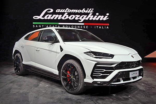 भारत में Lamborghini ने लांच की दुनिया की सबसे तेज़ रफ्तार SUV
