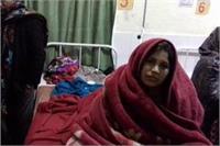 शर्मनाकः दबंगाें ने कार छूने को लेकर गर्भवती महिला को बुरी तरह पीटा