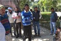 पुलिस भर्ती के लिए अभ्यास करते छात्रों को ट्रक ने रौंदा, 2 की मौत, तीसरा गंभीर