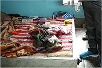 लूट के इरादे से व्यापारी की हत्या, लाखों रुपए की नकदी और जेवरों पर किया हाथ साफ
