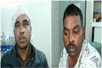 योगीराज में बैखाैफ बदमाश, गश्त कर रहे पुलिसकर्मियाें काे लाठी से पीटा