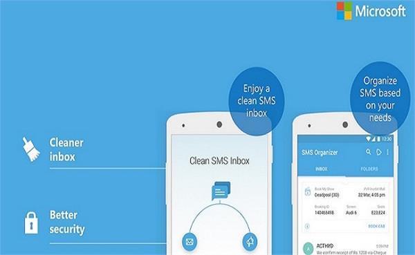 माइक्रोसॉफ्ट ने अपनी SMS Organizer एप्प के लिए जारी की नई अपडेट