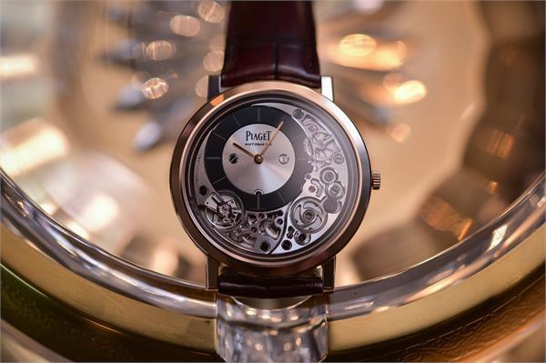 तैयार हुई दुनिया की सबसे पतली Automatic Watch, कीमत 17 लाख