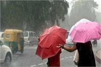 मौसम विभाग का अनुमान: अगले 48 घंटों में हो सकती है बारिश