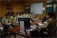 बद्रीनाथ यात्रा सुगम बनाने के लिए पुलिस विभाग हुआ सतर्क