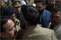 UP पुलिस का कारनामाः गलत जगह दबिश दे कर आमजन को किया परेशान
