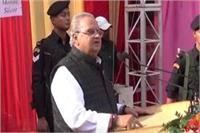बिहार के राज्यपाल पहुंचे हरिद्वार, महिला विश्वविद्यालय के छात्रसंघ कार्यक्रम में हुए शामिल