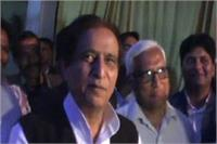BJP का एक ही मुद्दा सिर्फ देश के मुसलमानों को परेशान करनाः आजम खान