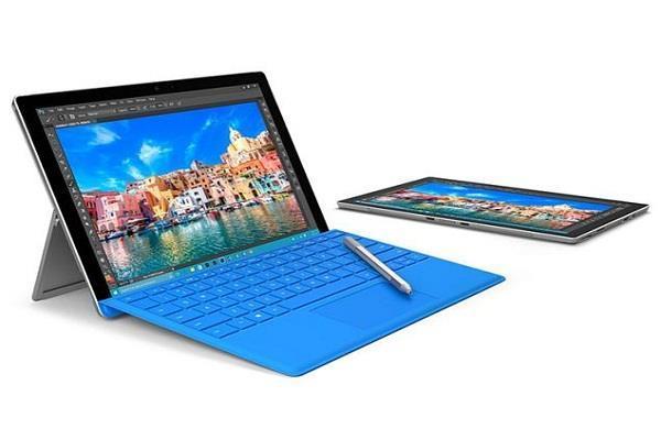 माइक्रोसॉफ्ट सर्फेस प्रो 4 लैपटॉप की बिक्री शुरू