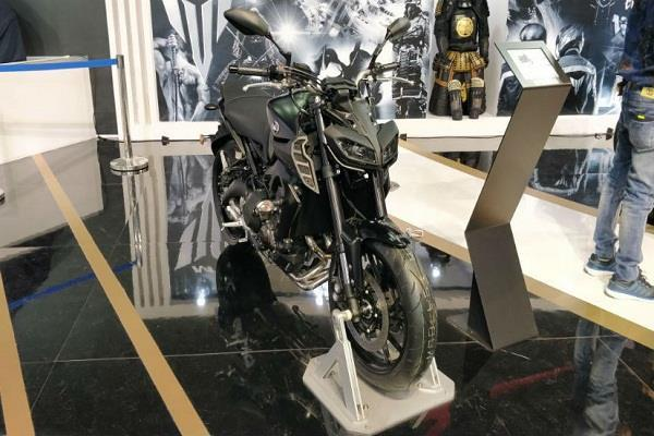 Auto Expo 2018: यामाहा ने अपनी MT-09 TRACER से उठाया पर्दा