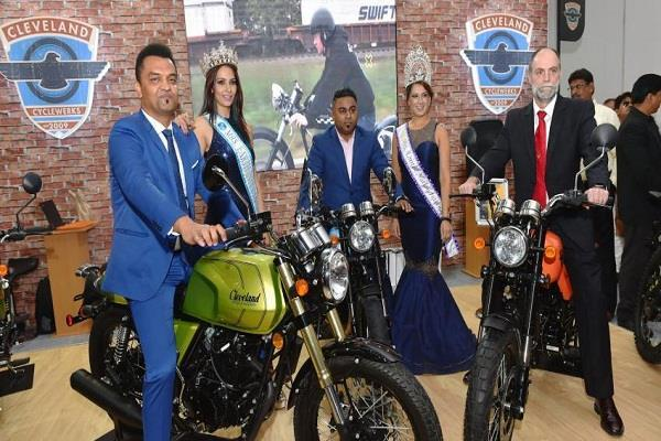 Auto Expo 2018: क्लीवलैंड साइकलवेक्र्स ने किया दो मॉडलों के साथ भारत में प्रवेश