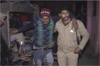 पुलिस और बदमाशों के बीच देर रात हुई मुठभेड़, कई बदमाश घायल