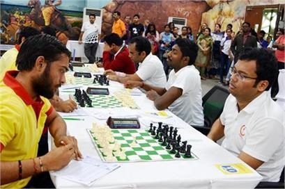 national team chess