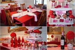 Valentine's Day पर घर को देना है रोमांटिक लुक तो अपनाएं ये टिप्स