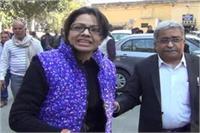 मर्दानी महिला ने कचहरी में किया जमकर हंगामा, आरोपी पति को सिखाया सबक