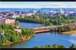 घुमक्कड़ी के है शौकीन तो घूमने के लिए जरूर जाएं फिनलैंड