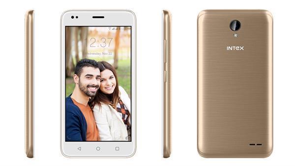 भारत में लांच हुअा Intex Aqua Lions T1 Lite स्मार्टफोन