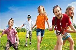 इन Physical Activities से बच्चे रहेंगे हमेशा तंदुरूस्त