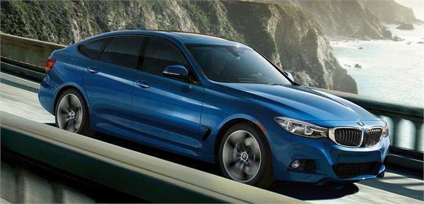 Auto Expo 2018: BMW ने शोकेस की नई 6 सीरीज Gran Turismo