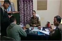 9 घटनाओं को अंजाम देने वाले चोर पर पुलिस ने कसा शिकंजा, किया गिरफ्तार