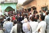 हैवानियत: गला घोंटकर पत्नी की हत्या, शव कमरे में दफनाया