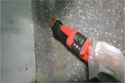 संगम एक्सप्रेस ट्रेन में बम की सूचना पर मचा हड़कंप, खाली कराकर की जा रही चेकिंग