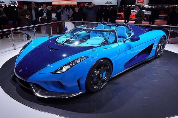 Geneva Motor Show 2018: अग्रैसिव डिजाइन के कारण आकर्षण का केन्द्र बनी यह कार