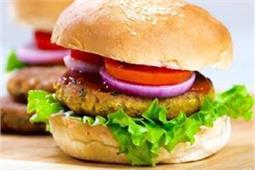 अब आलू टिक्की का नहीं, काबुली चने टिक्की का बनाएं Burger