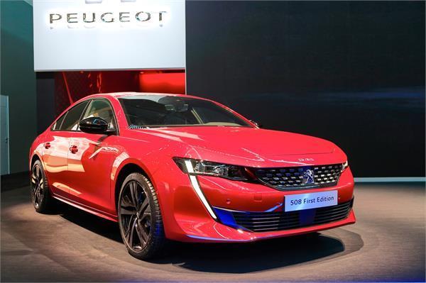 Geneva Motor Show 2018: एडवांस ड्राइवर असिस्ट फीचर से लैस है प्यूजियट 508 सैलून कार
