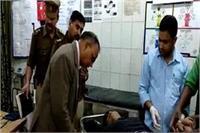 मुठभेड़ में इनामी बदमाश अर्जुन राणा घायल, दारोगा की पत्नी और बेटे को मारी थी गोली