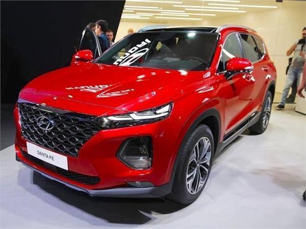 Geneva Motor Show 2018: हुंडई ने शोकेस की नई Santa Fe SUV