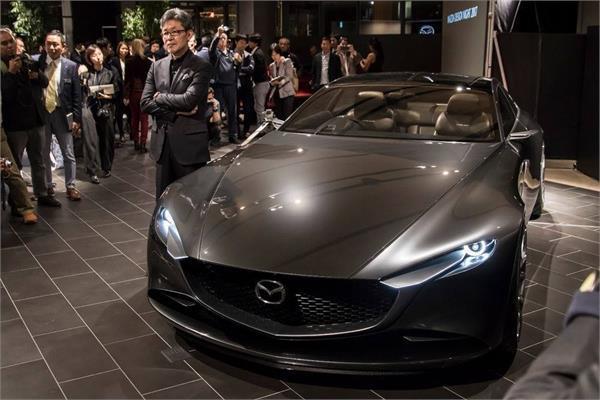Geneva Motor Show 2018: Mazda की इस शानदार कार को मिला 'कांसैप्ट ऑफ द ईअर अवार्ड'