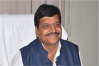 UP राज्यसभा चुनाव: सपा के विधायक शिवपाल यादव ने डाला पहला वोट