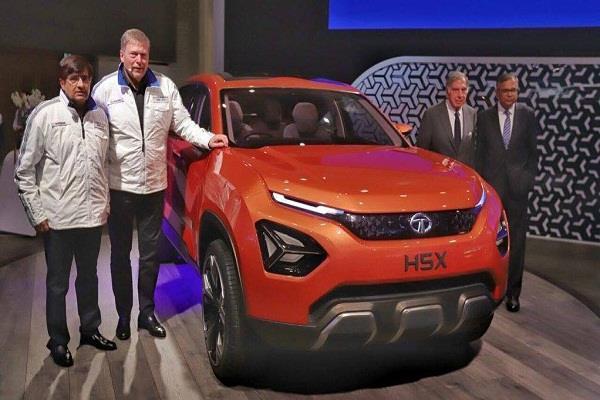 Geneva Motor Show 2018: टाटा ने शोकेस किया अपनी नई पावरफुल कार का कानसैप्ट