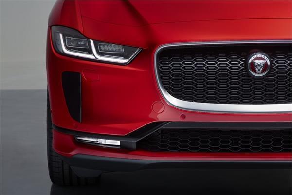 एक चार्ज में 386 किलोमीटर चलेगी ऑल इलैक्ट्रिकल SUV I-Pace