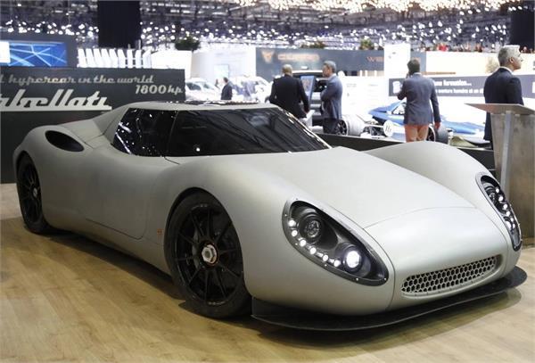 Geneva Motor Show 2018: लॉन्च हुई दुनिया की सबसे फास्टैस्ट हाईपर कार, टॉप स्पीड 500km/h