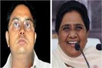 भाई आनंद कुमार को राज्यसभा भेज सकती हैं मायावती