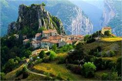 पहाड़ों पर बने है ये खूबसूरत गांव, यहां घूमने के बाद नहीं करेंगा लौटने का मन