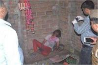 पति ने पहले पत्नी के साथ खेली जी भरकर होली, फिर दे डाली ऐसी दर्दनाक मौत