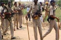 सहारनपुरः मुठभेड़ में एक इनामी बदमाश गिरफ्तार, एक कांस्टेबल घायल