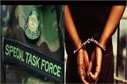 उत्तर प्रदेश STF ने घुमंतू गिरोह के 5 सदस्यों को किया गिरफ्तार