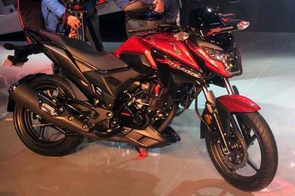 भारत में लांच हुई होंडा की नई X Blade 160, जानें फीचर्स
