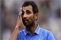 भारतीय क्रिकेट टीम के तेज गेंदबाज मोहम्मद शमी का विवादों से है पुराना नाता
